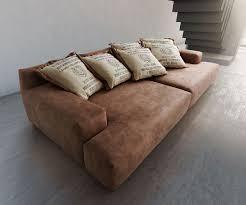 schlafsofa yatego sofa echtleder braun leder big sofa architektur big sofa echt
