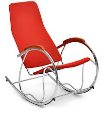 Red Rocking Chairs Buy Dylan Rocking Chair In Red Colour By Nilkamal Online Rocking