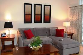 wall decor ideas for small living room some important for decorating small living room