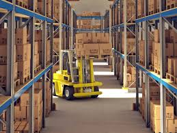 4 benefits of narrow aisle forklifts