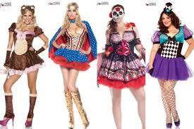 forever fabulous in bows plus size halloween costumes