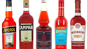 campari bottle aperitivo lesson 5 bittersweet bottles and how to use them
