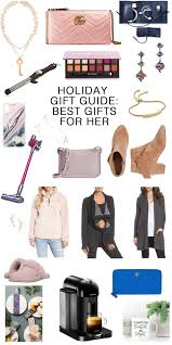 best gift for her holiday gift guide gifts for her the modern savvy