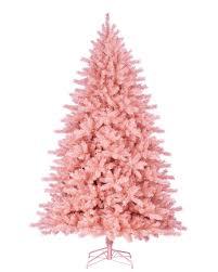 light pink tree decor