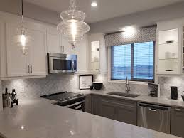 Bianco Carrara Lantern Tile And Stone Source - Carrara backsplash