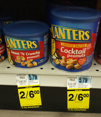 Planters Cocktail Peanuts by Snack For Less Planters Peanuts For 2 50 At Rite Aid Reg 5 79