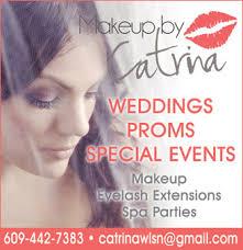 professional makeup artists in nj celebrations makeup by catrina makeup artists in galloway nj