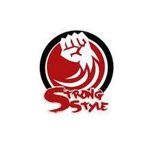 strong style thanksgiving throwdown pro