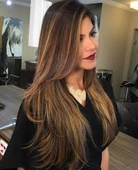 layered highlighted hair styles 80 cute layered hairstyles and cuts for long hair long brown