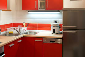 Red Kitchen Cabinets by Buy Red Kitchen Cabinet In Lagos Nigeria