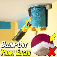 what type of paint roller to use on kitchen cabinets clean cut paint edger roller brush safe portable tool for room home wall ceiling ebay