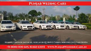 luxury wedding cars hire punjab chandigarh royal luxury