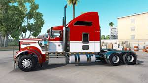 w900 skin army on the truck kenworth w900 for american truck simulator