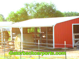 Garage With Carport Gatorback Carports U2013 Easily Calculate Center Height Of A Carport