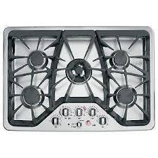 Ge Downdraft Cooktop Ge Cooktop Ebay