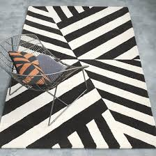 Black Striped Rug Black And White Striped Rugs Black And White Striped Rugs Black