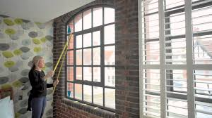 how to measure for arch window shutters youtube