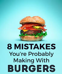 backyard grill stuffed burger press how to cook great burgers and the mistakes you should avoid