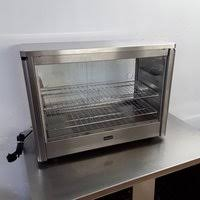 heated display cabinets second hand secondhand shop equipment heated display