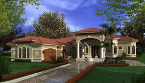 mediterranean home plans mediterranean house plans luxury 1 waterfront home