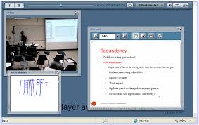 online class software engaging lecture capture lights interaction educause