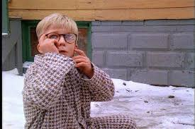 ralphie s glasses broken in a from a story