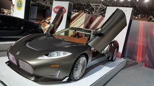 spyker the spyker c8 preliator at the new york myautoworld com