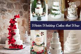 Winter Wedding Cakes Winter Wedding Cakes That Wow Rustic Wedding Chic