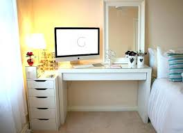 desk in kitchen ideas small makeup table ikea small white dressing table vanity desk room