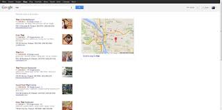 Google Maps Portland Oregon by Google Conquers Cartography Again With Faster Cleaner Smarter