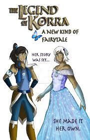 legend korra kind fairytale maggiesheartlove
