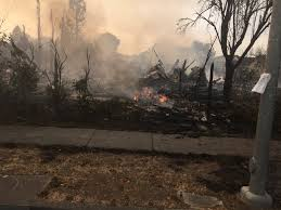 North Bay Fire Department Chief by Norcal Wildfires Leave At Least 11 Dead Torch 1 500 Structures