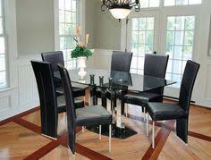 genova 5 piece set dining with white chairs room