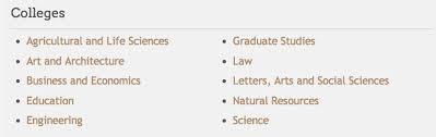 university websites top 10 design guidelines