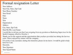 notice period resignation letter resignation letter samples with