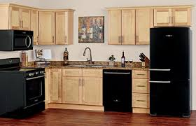 Custom Kitchen Cabinets HD Supply - Natural maple kitchen cabinets