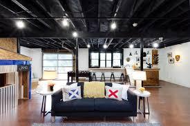 Basement Ceiling Paint Best Floor For Basement Rec Room Basement Decoration