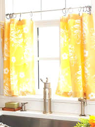 Saffron Curtains White Kitchen Curtains With Sunflowers Country And Roosters