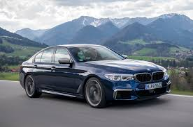 2018 bmw m5 prototype first drive review motor trend