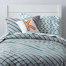Duvet Cover Teal Kids Duvet Covers The Land Of Nod