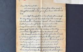 wwi letters home from an american soldier in france