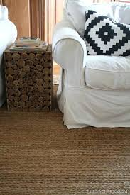 Jute And Chenille Area Rug Pottery Barn Area Rugs On Sale A Really Soft Option For A