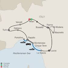 Lucca Italy Map Italy Escorted Tours U0026 Vacation Packages Globus