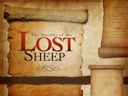 lost and found column the lost sheep walter bright