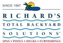 Richards Backyard Solutions by Pool Building In Webster Tx By Total Backyard Solutions