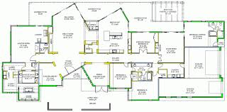 ranch floor plans with basement furniture glamorous large ranch house plans 20 large ranch house