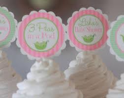 triplet cake topper etsy