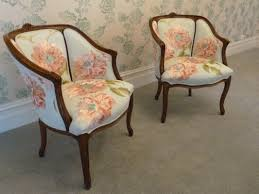 Floral Chairs For Sale Design Ideas Reupholstering Dining Room Chairs Before After Stylish