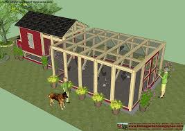 chicken house plans free download with inside view of chicken coop