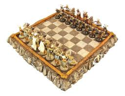 Ancient Chess Set Best Themed Chess Sets Chess Sets And Chess